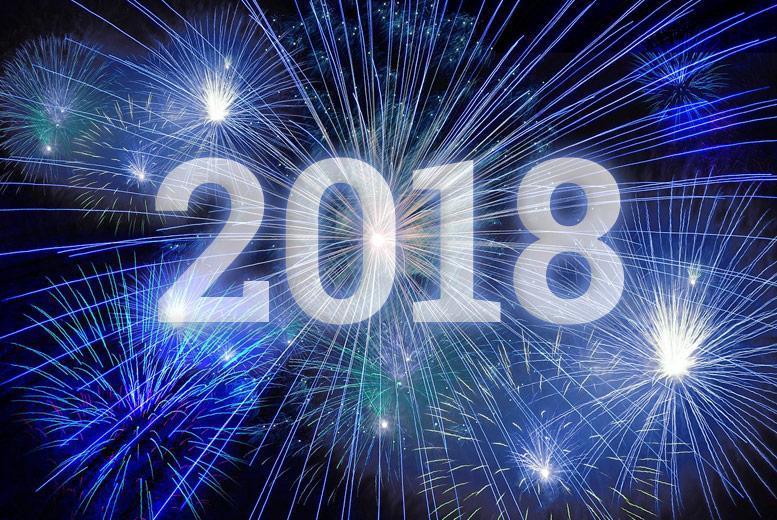 Znalezione obrazy dla zapytania 2018 nowy rok